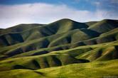 Кыргызский хребет.