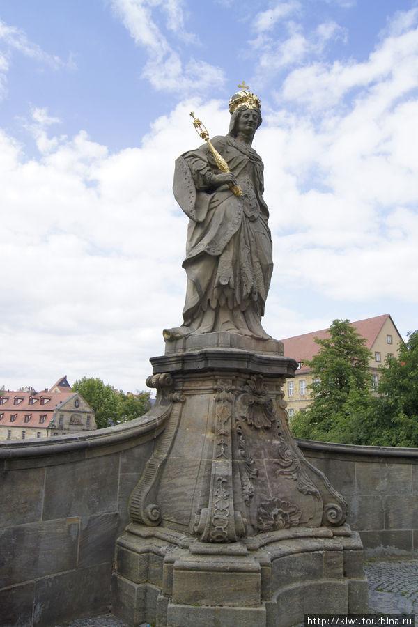 Кунигунда, святая и покровительница Бамберга