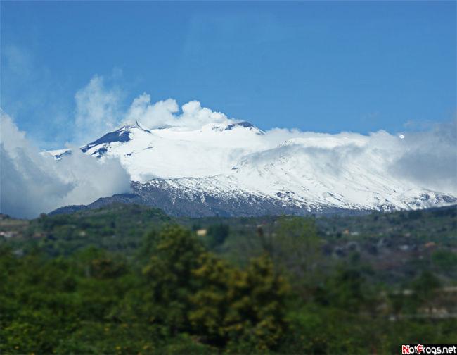 Красавица Этна