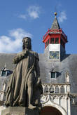 Памятник Якобу ван Маерланту