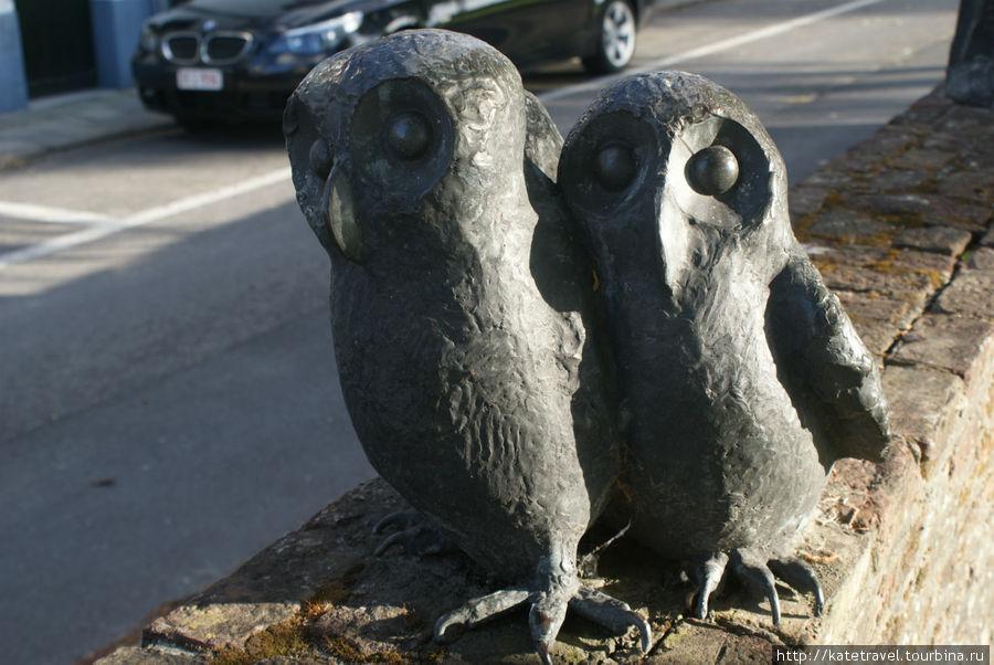Скульптурная группа Джефа