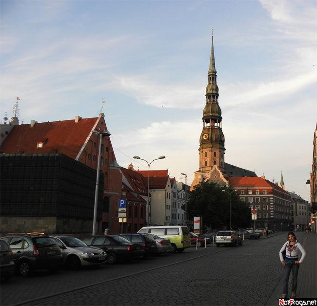 Добро пожаловать в Старый город!