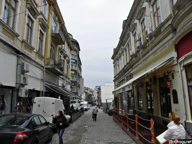 Улица Липскань