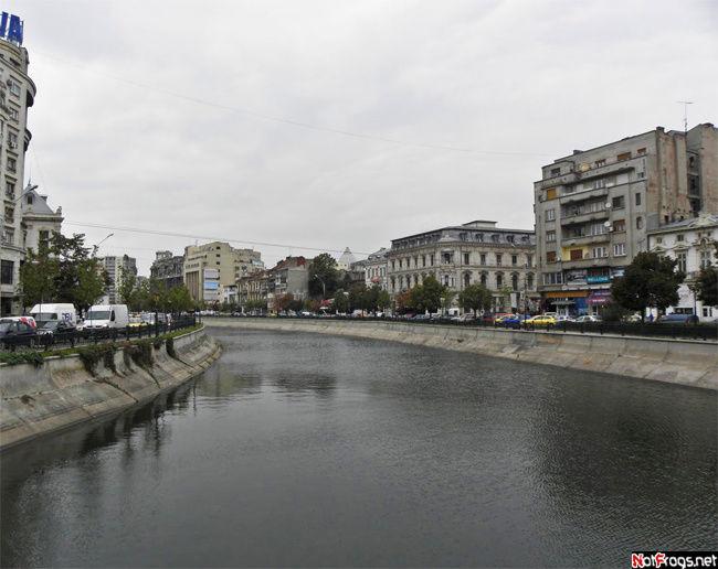 Река Дымбовица