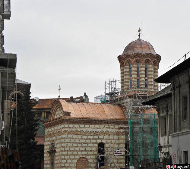 Королевская церковь, которой без малого пятьсот лет
