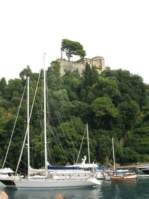 Крепость Портофино