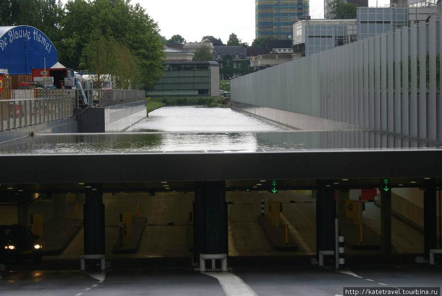 Подводный паркинг