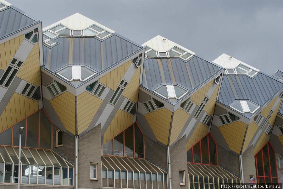 Знаменитые кубические дом