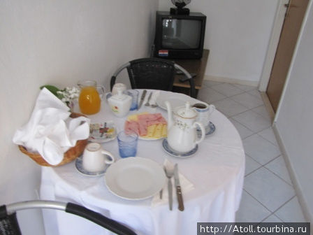 Волшебный завтрак от Иванки.