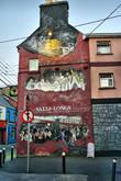 Пуб Sally Long — шикарнейшее, просто потрясающее объёмное граффити.