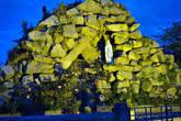 Грот в Claddagh.