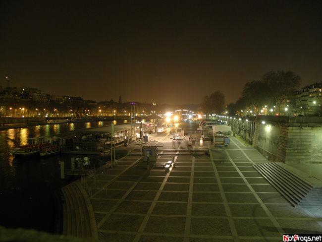 Вид на Сену
