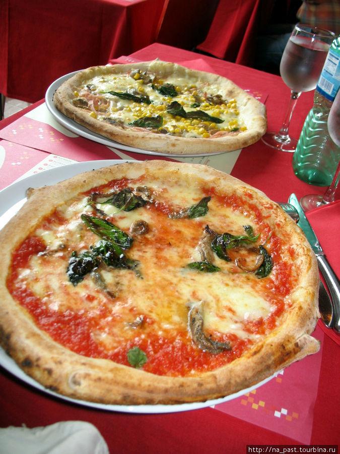 Быть в Неаполе и не попробовать пиццу