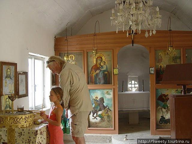 церквушка в Пикрис