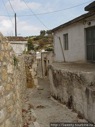 улочки в Пикрис
