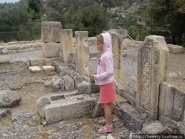 Раскопки Эльфертра