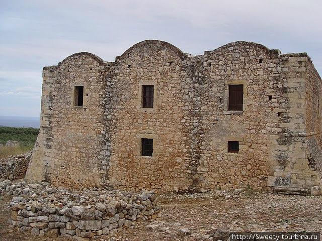 крепость Аптера