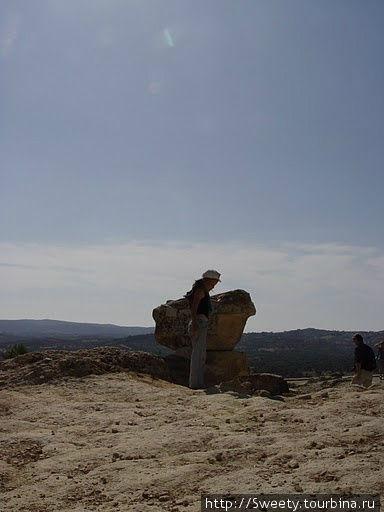 Раскопки Фестос