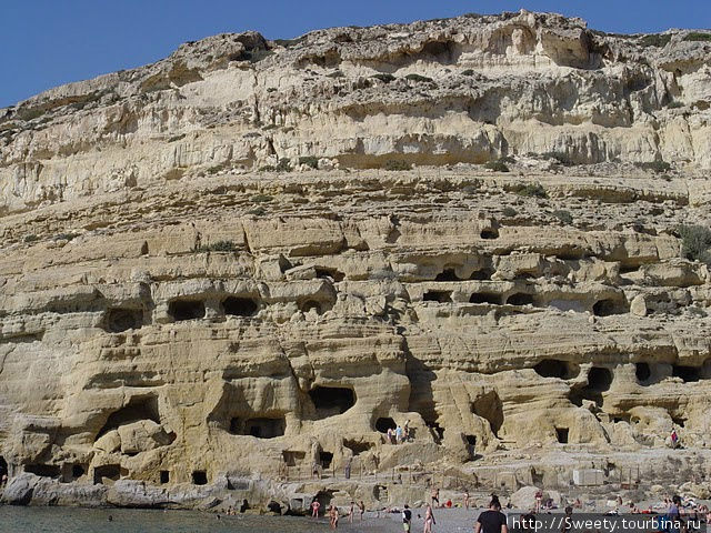 скалы Матала