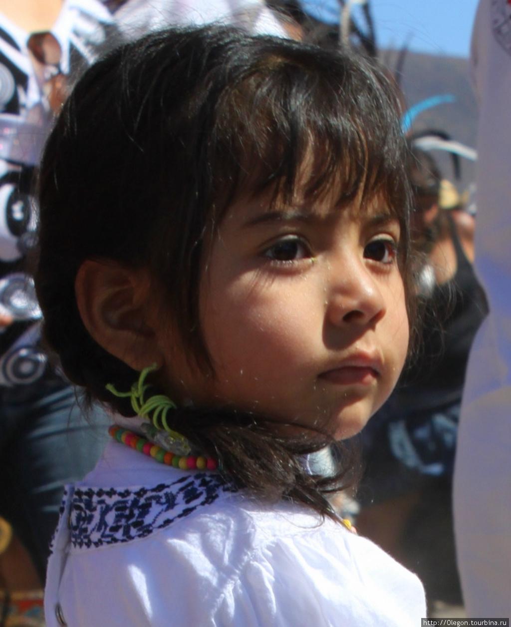Юные мексиканочки фото 2 фотография