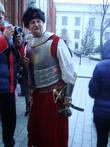 Краков. Польский рыцарь.