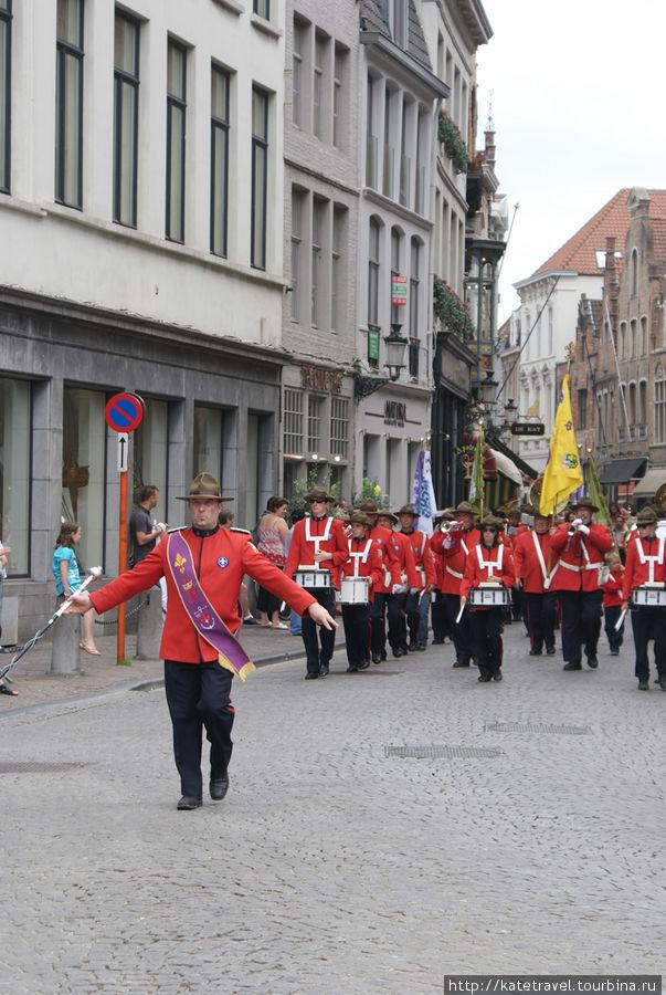 Военный парад (8 мая 2011