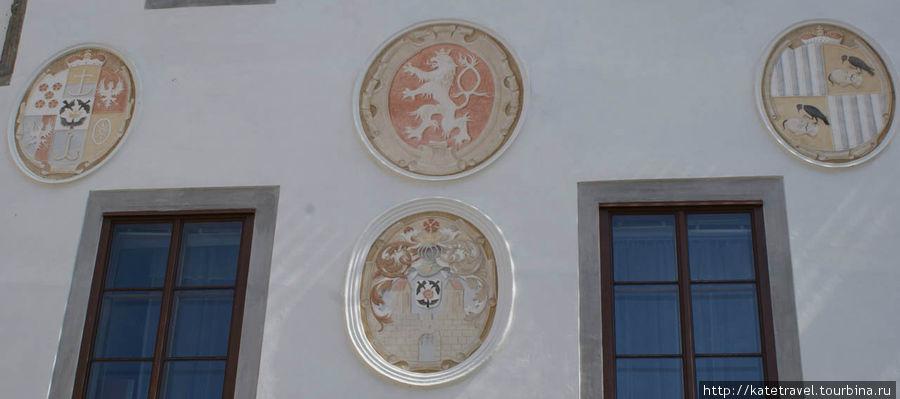 Площадь Согласия, дом №1, Ратуша