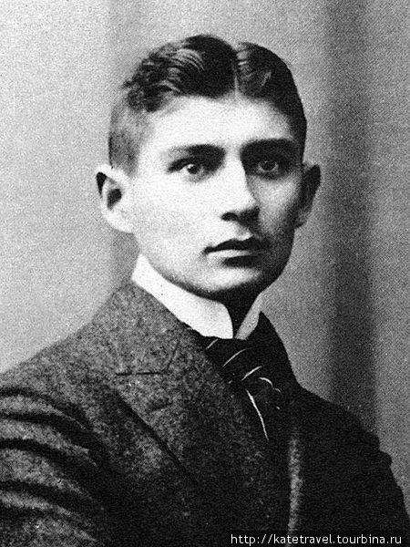 Франц Кафка. Фото с сайта http://ru.wikipedia.org