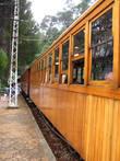 Поезд делает 5-минутную остановку, чтобы туристы смогли выйти и сделать фото панорамы города.