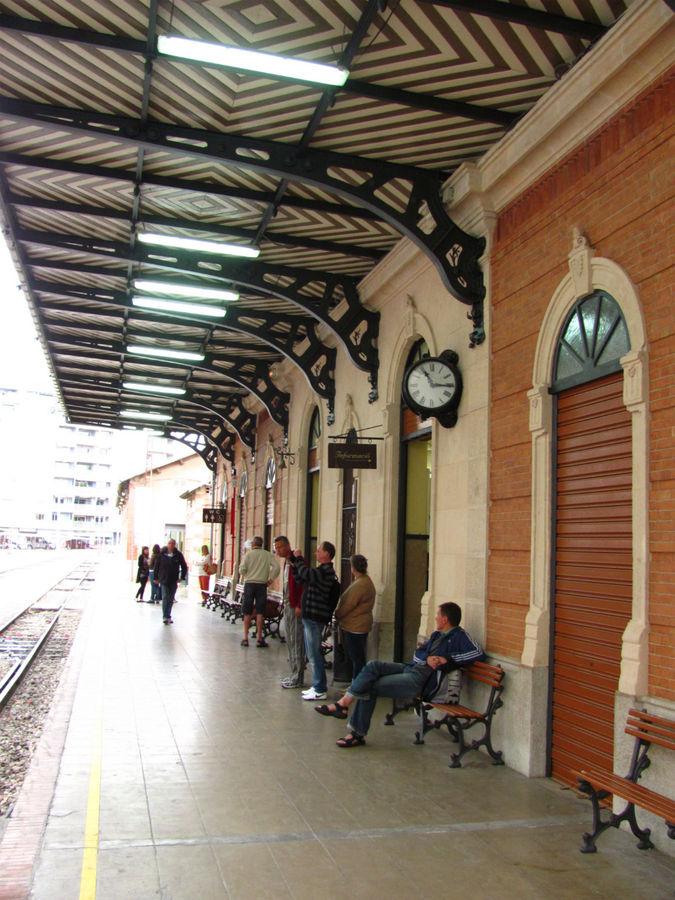 Вокзал в Пальма-де-Майорк