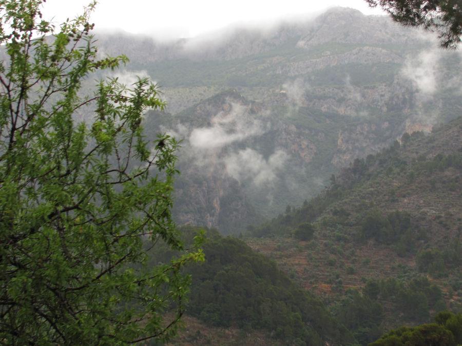 Горы Сьерра-де-Трамунтана