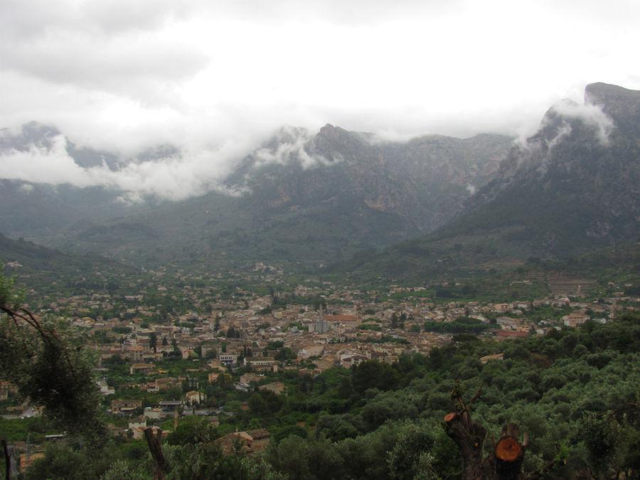 горная долина Валь-де Сольер