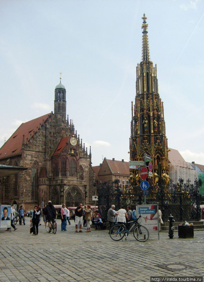 главный маркт (Hauptmarkt)