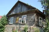старый деревянный дом