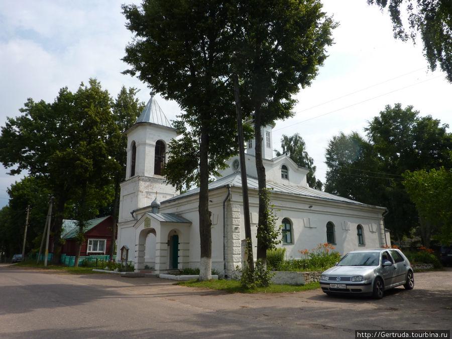 Свято-Троицкая церковь в Городке.