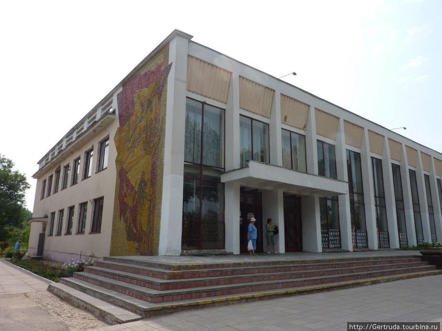 Дом культуры Городка.