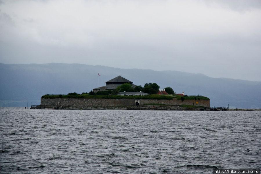 Остров Мункхольмен