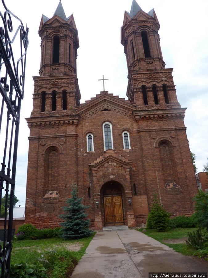 Костел Святой Варвары (Барбары)