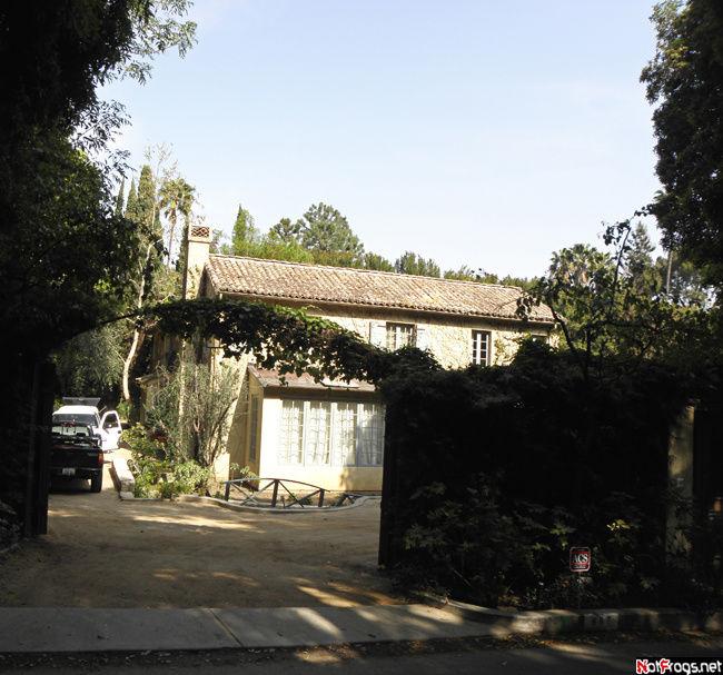 Дом Дженифер Лопес