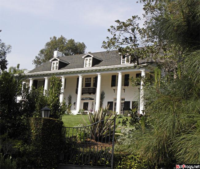 Дом, принадлежавший чете Рейганов