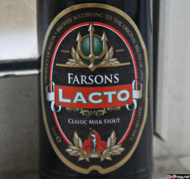 Если найдете такую этикетку, знайте — это самое темное пиво в мире!