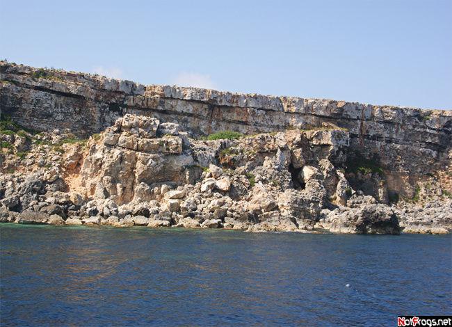 Природа иногда творит чудеса. Остров Мальта