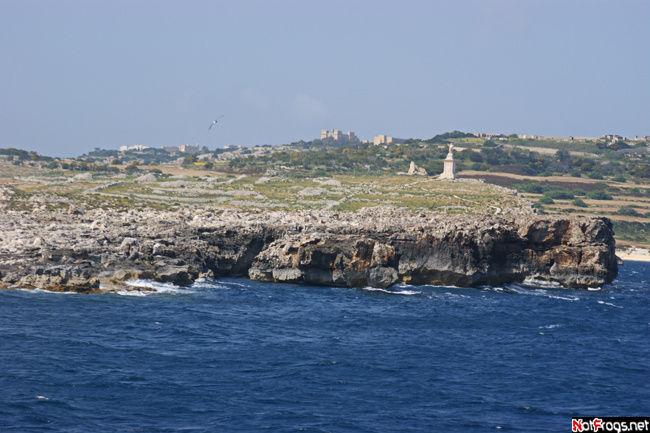 Статуя св. Марка, остров Мальта