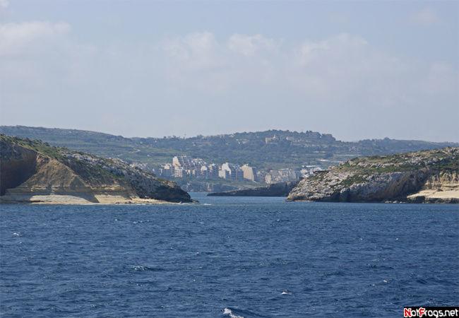 Скалы Галлис, остров Мальта