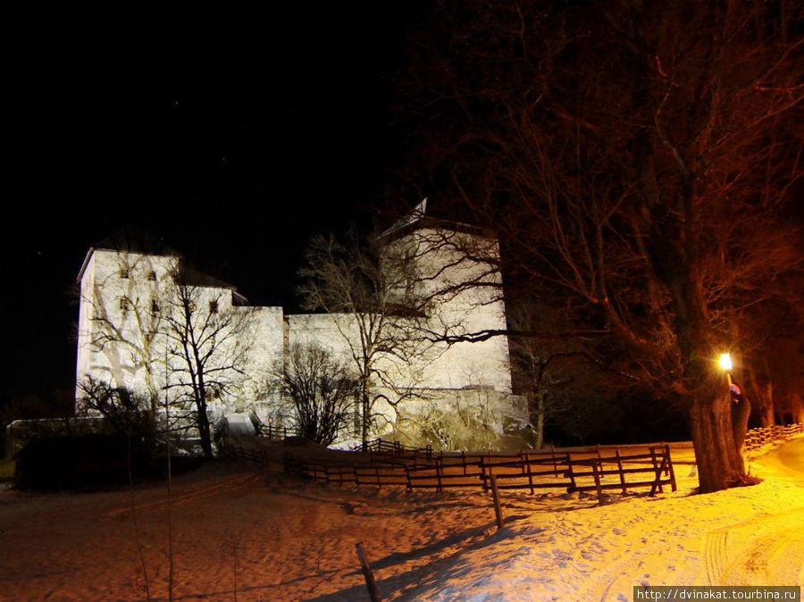 Замок 12 века