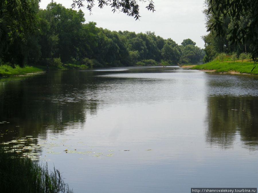 река редья рыбалка
