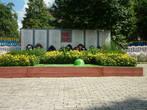 памятник, погибшим в ВОВ