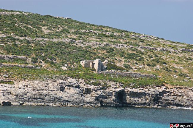 Руины на Коминотто