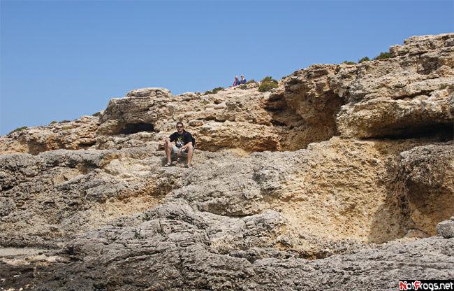 Опыты по скалолазанию