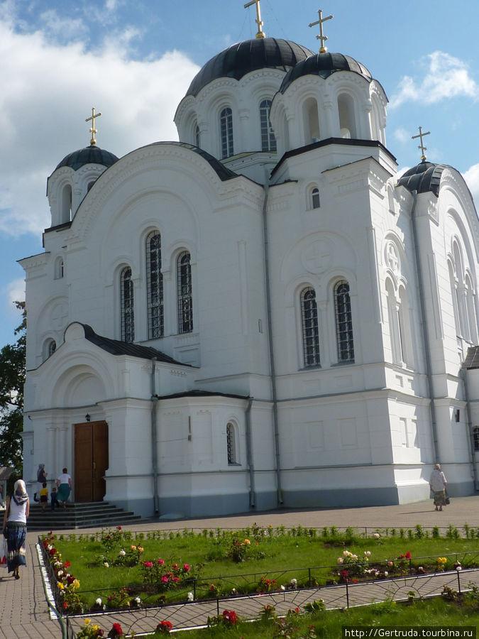 Главный собор монастыря